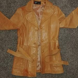 Cevy's Genuine Leather Jacket